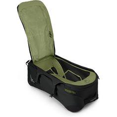 De Osprey Farpoint Wheels 65L is een backpack en koffer in één, die je meeneemt op een lange rondreis. Dankzij het brede, lange rugpand is de tas geschikt voor grote mannen en vrouwen. Rits de voorkant van de tas volledig open en zet je bagage stevig vast met de compressieriemen. Zo blijven je spullen netjes op hun plek liggen. Rol je de Farpoint Wheels liever achter je aan? Dan stop je de schouderbanden weg in het rugpaneel en haal je de trekstang tevoorschijn. De borst- en schouderband zorgen… Best Travel Backpack, Travel Packing, Travel Luggage, Travel Bag, Nylons, Osprey Farpoint, Osprey Packs, Straight Jacket, Travel Backpack