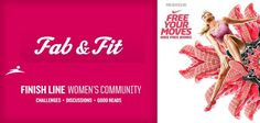 Check out Finish Line's women's community on Facebook for a chance to win the Nike Studio Wrap! #FNLTrainFree