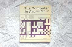 The Computer In Art 1971  Jasia Reichardt by DiamondDay on Etsy