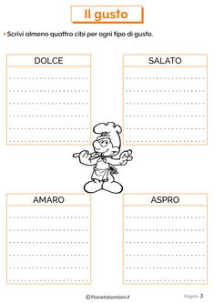 Therapy Worksheets, Learning Italian, Improve Yourself, Language, Education, Craft, Diy, Activities, School