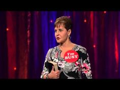 Joyce Meyer -- Using Your Time Wisely (Pt 1)