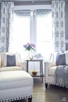 Spring decor white and gray bedroom sitting area spring accessoreis Spring home tour-5 (scheduled via http://www.tailwindapp.com?utm_source=pinterest&utm_medium=twpin&utm_content=post155356923&utm_campaign=scheduler_attribution)