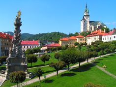 Kremnica castle, Kremnica, Slovakia, Landolia, a World of Photos My Town, Bratislava, Amazing Pictures, 17th Century, Castles, Traveling, Europe, Mansions, History