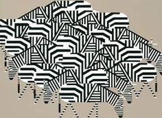 Charley Harper. Serengeti spaghetti', 1979