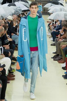 Kenzo Spring-Summer 2015 Men's Collection