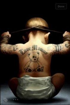 Tattoo baby