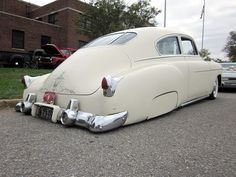 1950 Chevy Fleetline | by splattergraphics