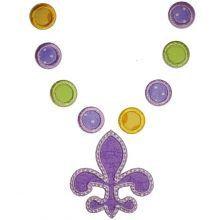 Got Beads Mardi Gras shirt by coverthatcutie on Etsy, $18.00