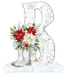 Alphabet, Floral, Plants, Monograms, Letters, Alpha Bet, Flowers, Plant, Monogram