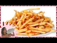 Patatine Fritte Perfette - Tutti i Segreti per Friggerle in Casa - YouTube