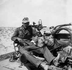 WW2 - SdKfz 10 5 DAK Afrika Korps.
