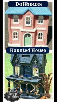 Now I wish I kept my girls dollhouse