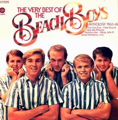 The Beach Boys ~ they played the anthems of beach goers all up and down the south coast in the 60's