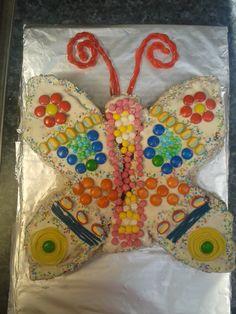 Schmetterlings- Kuchen