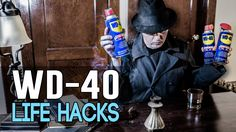 """WD-40 Life Hacks   (Casper.com/household  code """"household"""" = $50 off mattress co. They cut out the middle man. also gives 100(?) day refund)"""