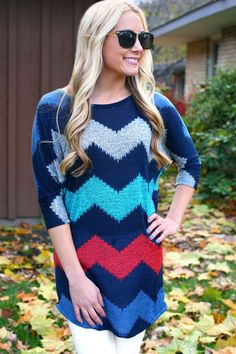 Where The Wild Things Are Top $34.99. Sweater and chevron... 2 things I love!