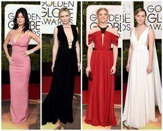 2016 Golden Globes Awards Best Celebrity Dresses  read more : http://www.ferbena.com/2016-golden-globes-awards-best-celebrity-dresses.html
