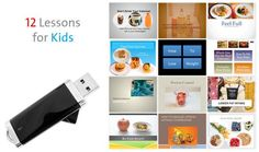12 Lessons of Wellness and Weight Management for Kids and Teens on Flash Drive Learning Goals & Objectives: This tested program by Food and Health Communications is great for a 3 to wellnes Losing Weight Tips, Best Weight Loss, Healthy Weight Loss, Weight Loss Tips, How To Lose Weight Fast, Weight Loss Drinks, Weight Loss Smoothies, Healthy Fast Food Options, Healthy Recipes