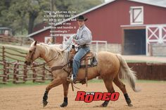 """""""I ain't a businessman I'm a business, man."""" http://www.equisearch.com/horses_riding_training/western/team-roping-instruction/brock-hansons-mental-preparation-in-team-roping/"""