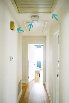Whole House Fan And How To Benefit From It Pinterest