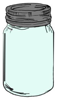 32++ Mason jar clipart with transparent background information