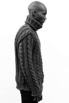 Roll neck: A/W 14/15 men's knitwear commercial update