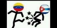 no me da la gana una dictadura como la cubana #Venezuela #5MGranTrancaNacional pic.twitter.com/g31yVyGgkD