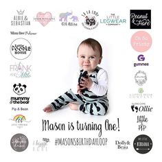 ▪️Mason's 1st Birthday Loop! ▪️ . .  22 amazing businesses have come together to celebrate  Mason Turing One! . .  One lucky person will WIN 22 amazing prizes from these fab insta shops! For your chance to WIN it's easy... My prize is £10 store credit! . .  How to enter- . ▪️Follow me @mylittlebibdana . ▪️Like this post . ▪️ Comment below tagging at least 2 friends . ▪️head over to @a.hygge.home  following the loop until you return back here . . . ⭐️⭐️⭐️BONUS ENTRY ⭐️⭐️⭐️ . ▪️Repost this…