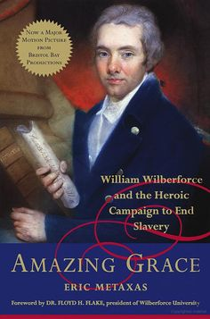 Amazing Grace by Eric Metaxas. A great biography of William Wilberforce, an Englishman who worked to abolish the slave trade.