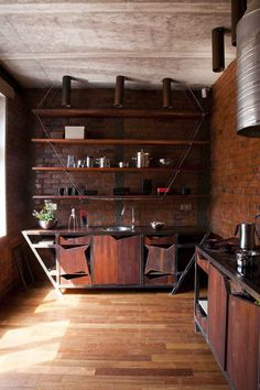The kitchen is the heart of the home.