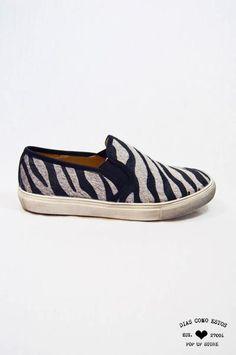 ¡SLIP ON CEBRA para estar a la última!  #deportivas #zapatillas #streetstyle #tendencias #moda #tiendaonline