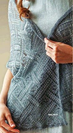 Knitting Traditions Fall 2013: http://www.ravelry.com/patterns/library/an-elegant-beaded-lace-stole