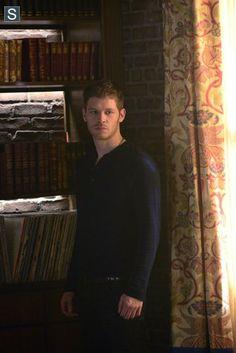 "S1 Ep19 ""An Unblinking Death"" - Klaus"