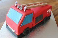 Kerstins kreative Küche: Feuerwehr Kuchen