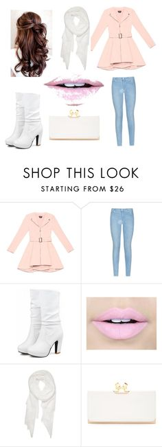 """""""Untitled #4"""" by antinellikaitlin ❤ liked on Polyvore featuring Bebe, 7 For All Mankind, Fiebiger, Calvin Klein and Ted Baker"""