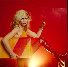 Product Capsule: Debbie Harry by Mick Rock - Retronaut