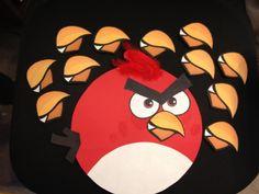 Angry Birds - Pin the Beak on the Bird