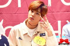 UP10TION Incheon Fansigning #Wooshin