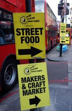 London Life - Brixton Market