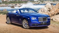 Convertible: Rolls-Royce Dawn | The Six Best New Luxury Cars of 2016 [SLIDESHOW + VIDEO]