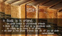 Goeie Nag, Afrikaans Quotes, Slogan, Om
