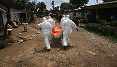 New Ebola cases found in Liberia