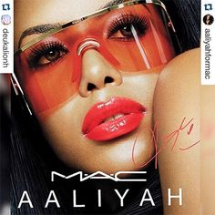 Just a month after M.A.C. announced its forthcoming Selena-inspired beauty line (out in 2016) comes even more awesome news: Aaliyah fans are petitioning the beauty brand to make an Aaliyah-inspired collection.