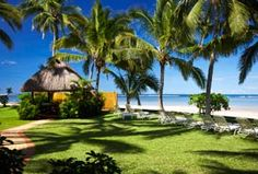 Outrigger on the Lagoon - Fiji
