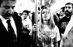 Kim Gordon, New York City 1990