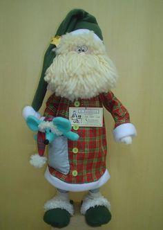 Papai Noel vai dormir...../ A Bonekeira ..