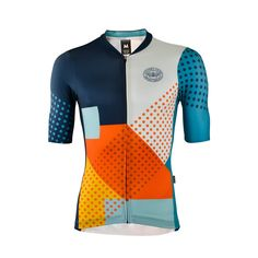 A high-performance, super comfortable garment with integrated Banana Positioning Technology™ insuring optimally stationed wonder fruit. Our updated 2020/1 jerseys include longer, aerodynamic set-in sleeves with lasercut, bonded cuffs and a dropped collar, narrowing at the zip for super comfort in a riding position. Con