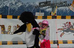 #Bambini #Skikurs im #Zwerglöwenland