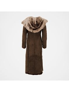 【Clearance Sale💥Shipped Within 24h】Hooded Toscana Coat - inkshe.com Long Hooded Coat, Chilly Weather, Covered Buttons, Clearance Sale, Mantel, Hoods, Fur Coat, How To Wear, Jackets