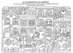 Album Archive - Descubro Números 0 al 100 Preschool Worksheets, Activities For Kids, School Items, School Play, School Resources, Fun Math, Science Projects, Child Development, Facebook Sign Up